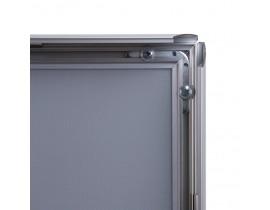 KLIP-KLAP okvir tipa SLIM / ostri vogali  Klip klap okvirji in stojala