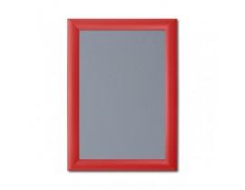 KLIP-KLAP okvir / rdeča Klip klap okvirji in stojala